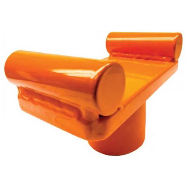 Safe Jack Bottle Jack Round Semi Axle Tube Pad