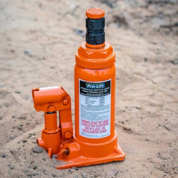 Safe Jack 6 Tonne Bottle Jack