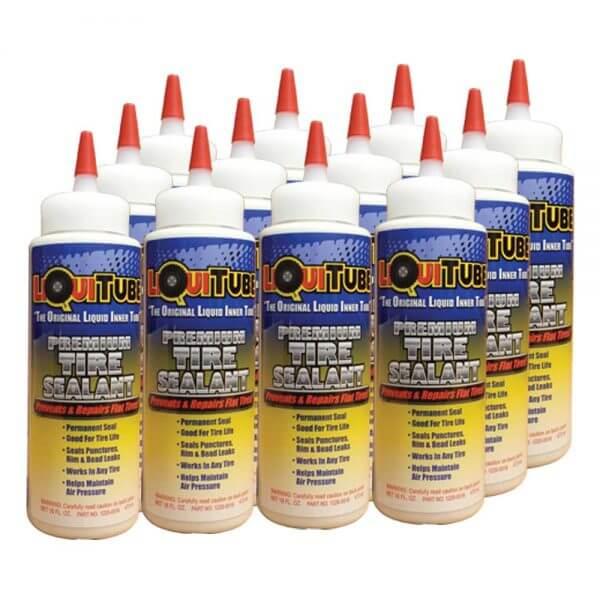 LiQuiTube Tyre Sealant 500ml Bottle Group