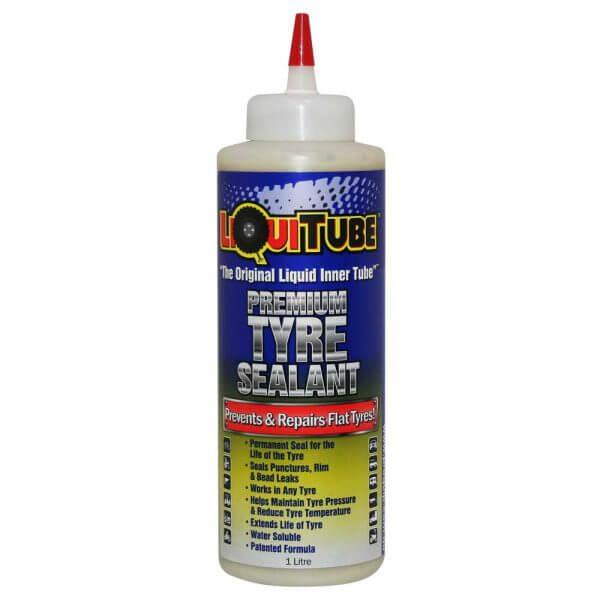LiQuiTube Tyre Sealant 1 Litre Bottle