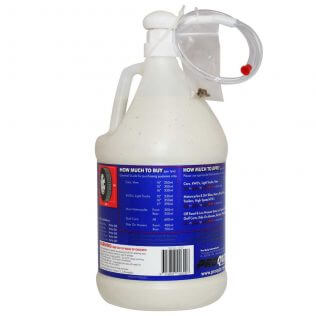 LiQuiTube Tyre Sealant 4 Litre Pump Pack