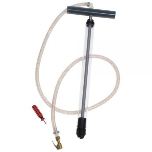 LiQuiTube Tyre Sealant Application Pump