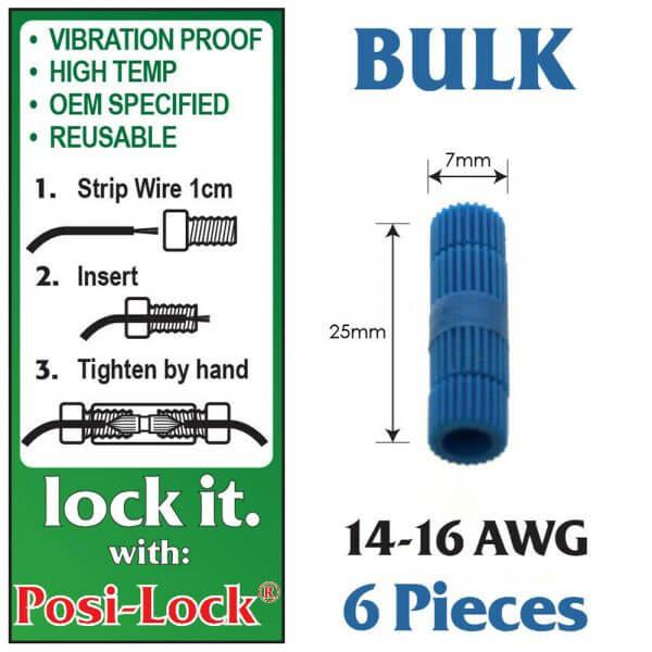 Posi-Lock 14-16 AWG