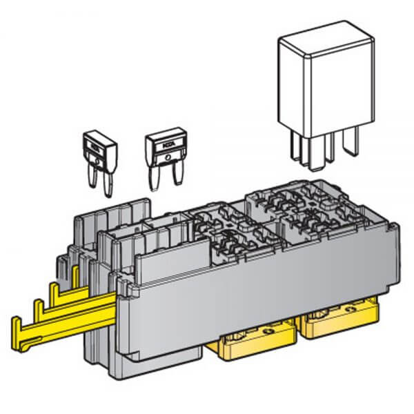 6 Minival + 4 Micro Relay Module