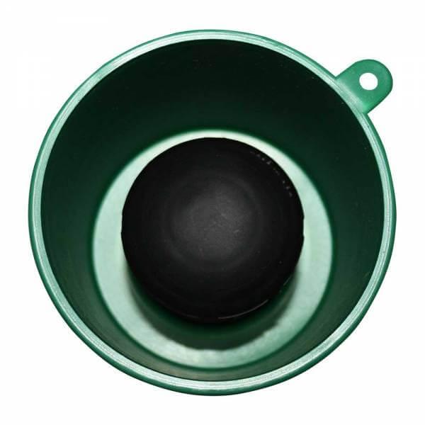Green Non Conductive Fuel Filter Funnel_2