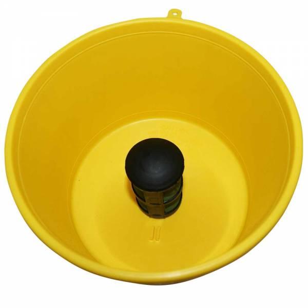 Yellow Non Conductive Fuel Filter Funnel_3